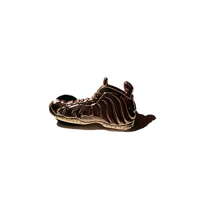 Nike Air Foamposite Copper Pin
