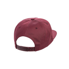 Load image into Gallery viewer, 'Peyote Space Program' SnapBack Hat (Maroon)