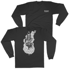 Load image into Gallery viewer, 'Atacama Reaper' Long Sleeve T-Shirt (Black)