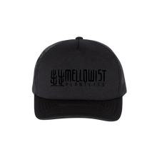 Load image into Gallery viewer, 'Plantlife' Trucker Hat (Black)