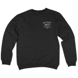'Kill Bugs' Crewneck Sweatshirt (Black)