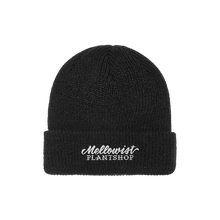 Load image into Gallery viewer, 'Plant Shop' Beanie (Black)