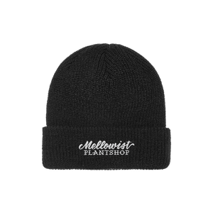 'Plant Shop' Beanie (Black)