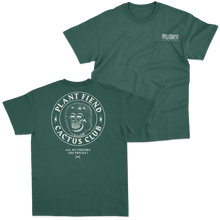 Load image into Gallery viewer, 'Plant Fiend' T-Shirt (Green)