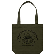 Load image into Gallery viewer, 'Space Program' Large Army Tote (Bag)