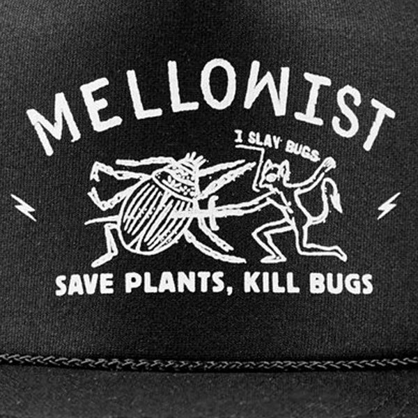 'Kill Bugs' Trucker Cap