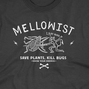 'Kill Bugs' T-Shirt (Black)