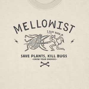 'Kill Bugs' T-Shirt (Natural)