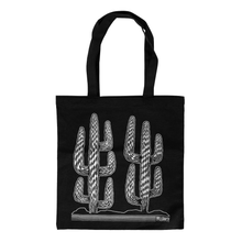 Load image into Gallery viewer, 'Lonely Saguaro' Tote (Bag)