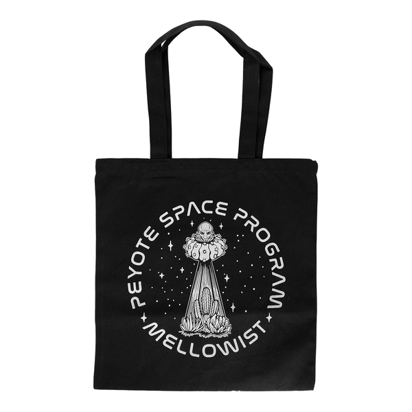 'Peyote Space Program' Tote (Bag)