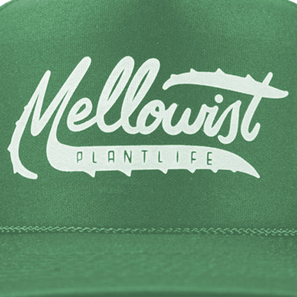 'Aloe' Trucker Hat (Green)