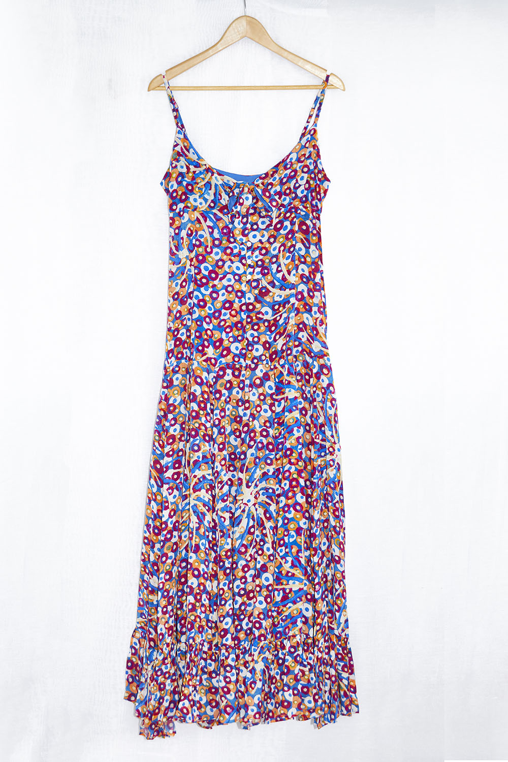 Jessie Long Dress