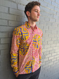 Craig Long Sleeve Shirt - Stories in the Sun