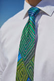 Necktie - Natures Ants (Blue)