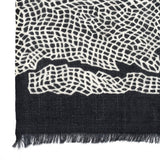 Cashmere Scarf - Topography