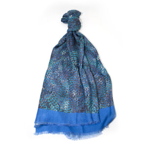 Silk Cotton Scarf - Yam Seeds