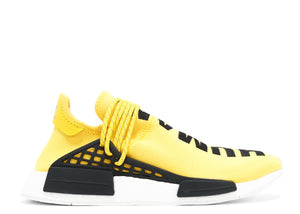 "Adidas x Pharrell Human Race NMD ""Yellow"""