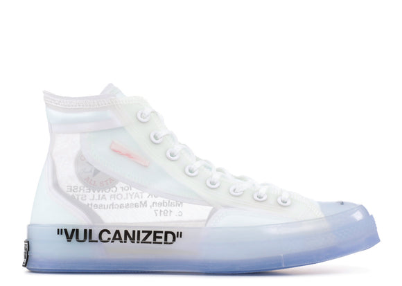 The 10: Nike x OFF-WHITE Converse Chuck Taylor All-Star Hi