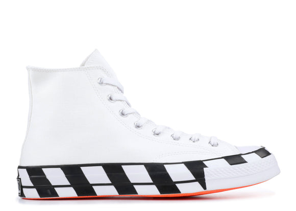 Nike x OFF-WHITE Converse Chuck Taylor All-Star 70s Hi