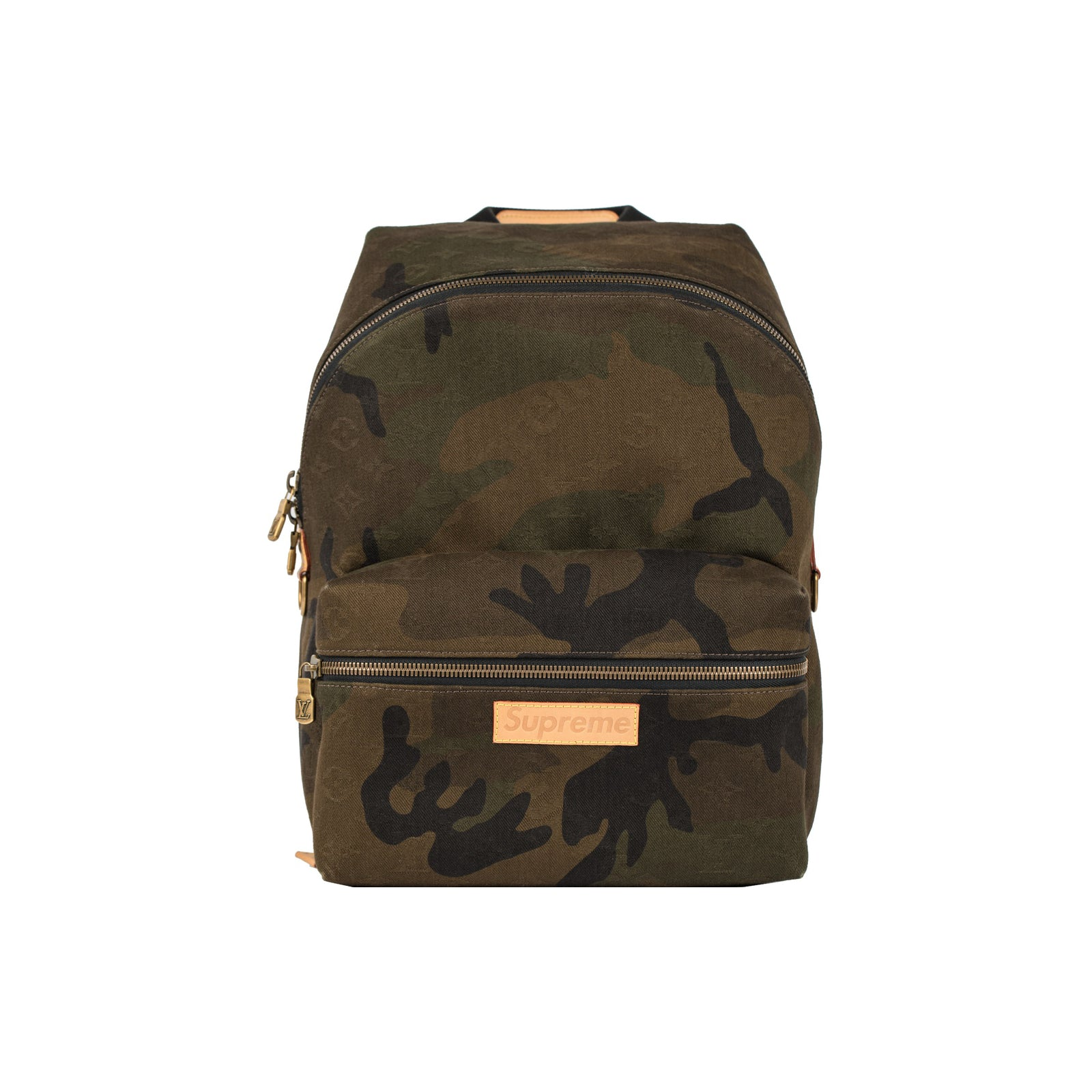 92126d9ec63b Louis Vuitton x Supreme Apollo Backpack Monogram Camo – Margaux ...
