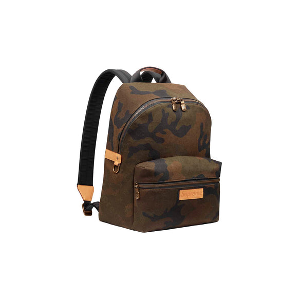 Louis Vuitton x Supreme Apollo Backpack Monogram Camo
