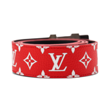 Louis Vuitton x Supreme Monogram Belt