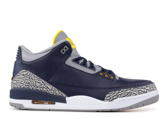 Air Jordan 3 Retro Promo Sample