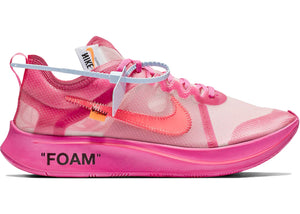 "Nike x OFF-WHITE Zoom Fly ""Pink"""