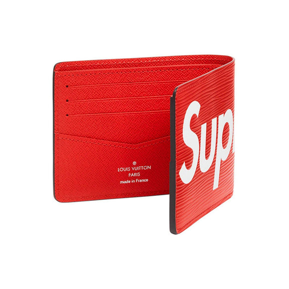 Louis Vuitton x Supreme Slender Wallet