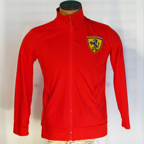 Ferrari Zip Up Fitted Jacket