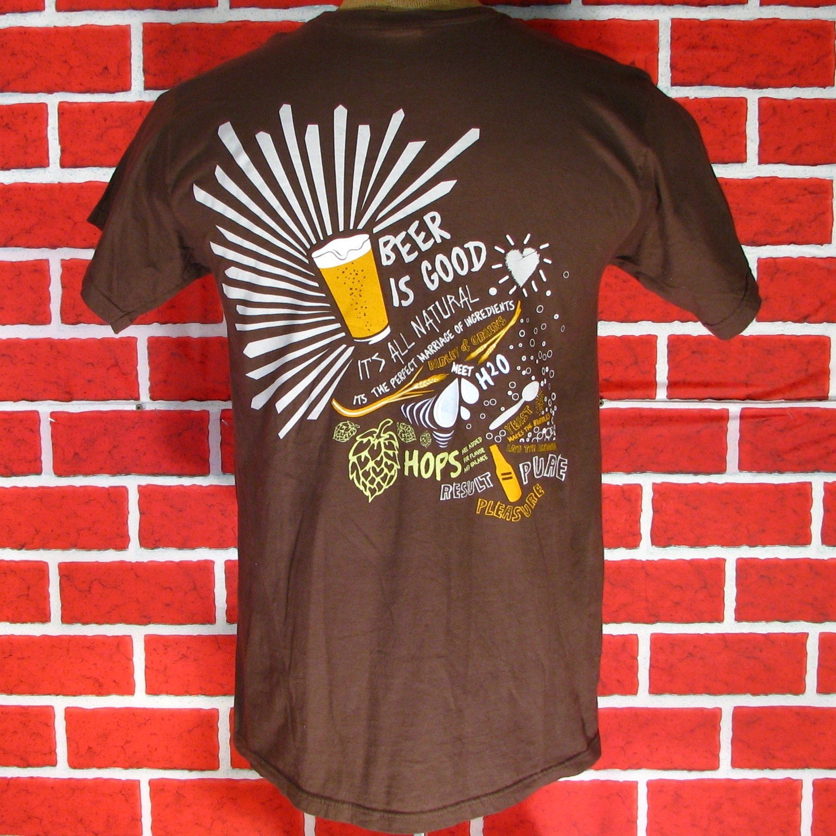 8da7f342 Beer Company T Shirts | Top Mode Depot