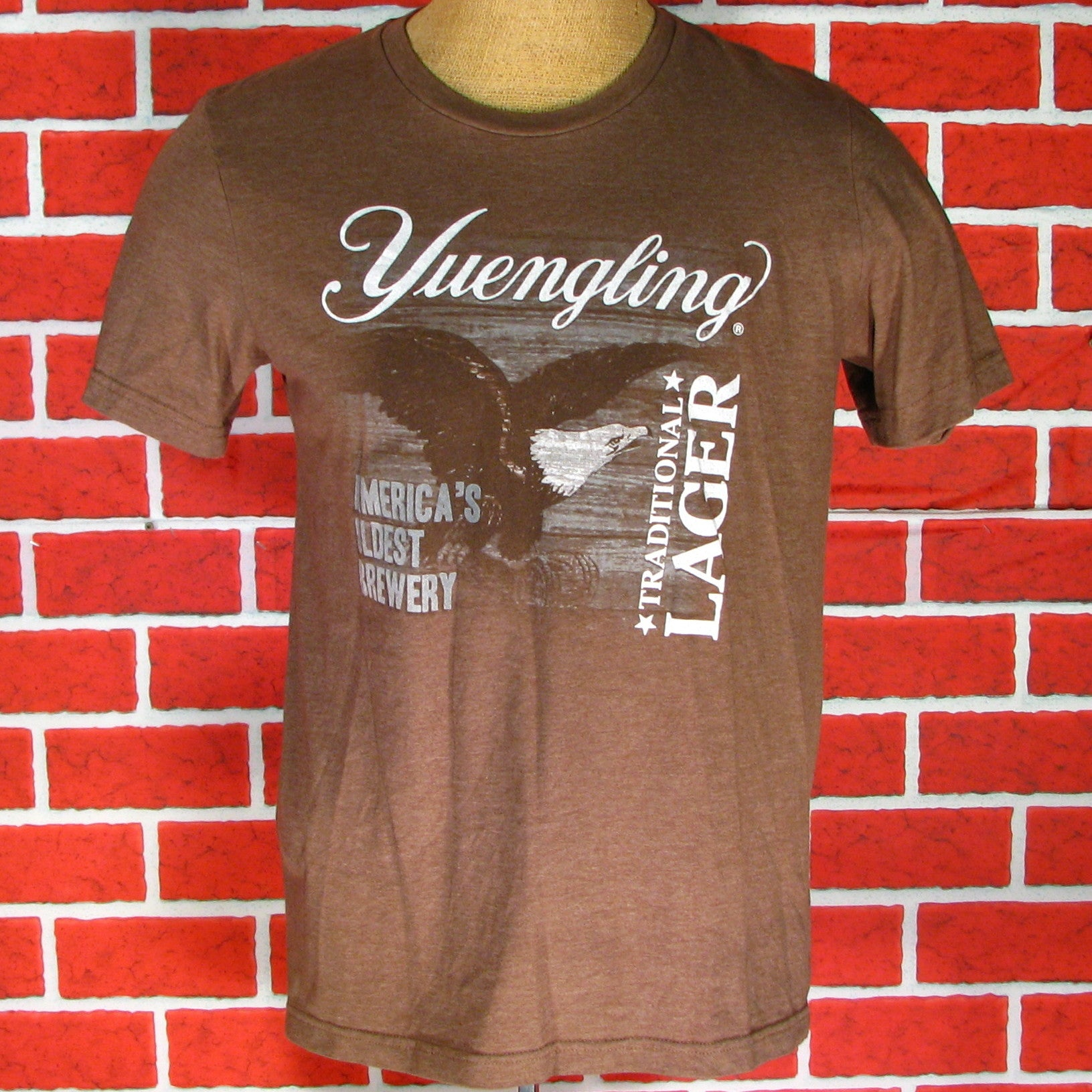 Yuengling America's oldest Brewery Beer T-Shirt