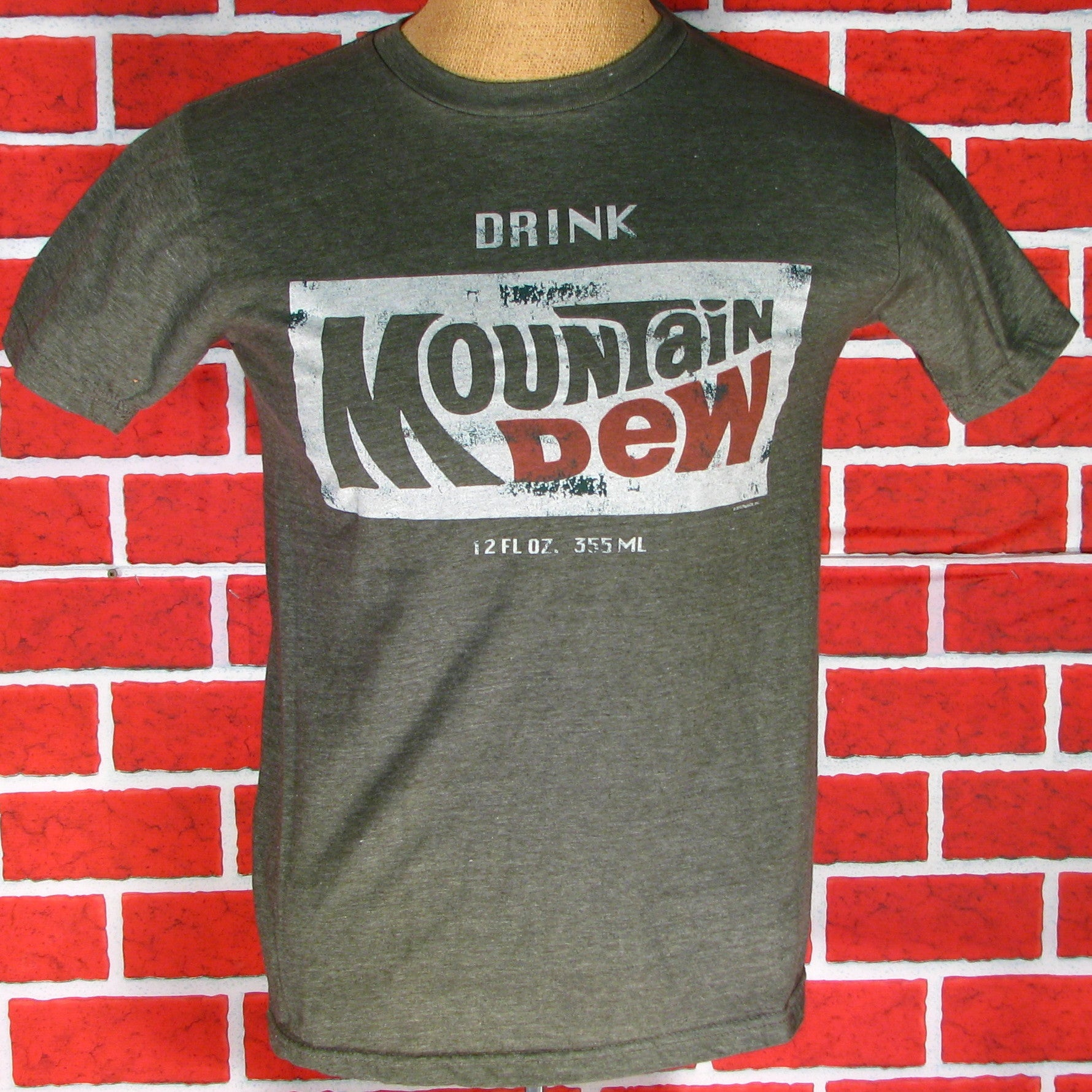 Drink Mountain Dew T-Shirt