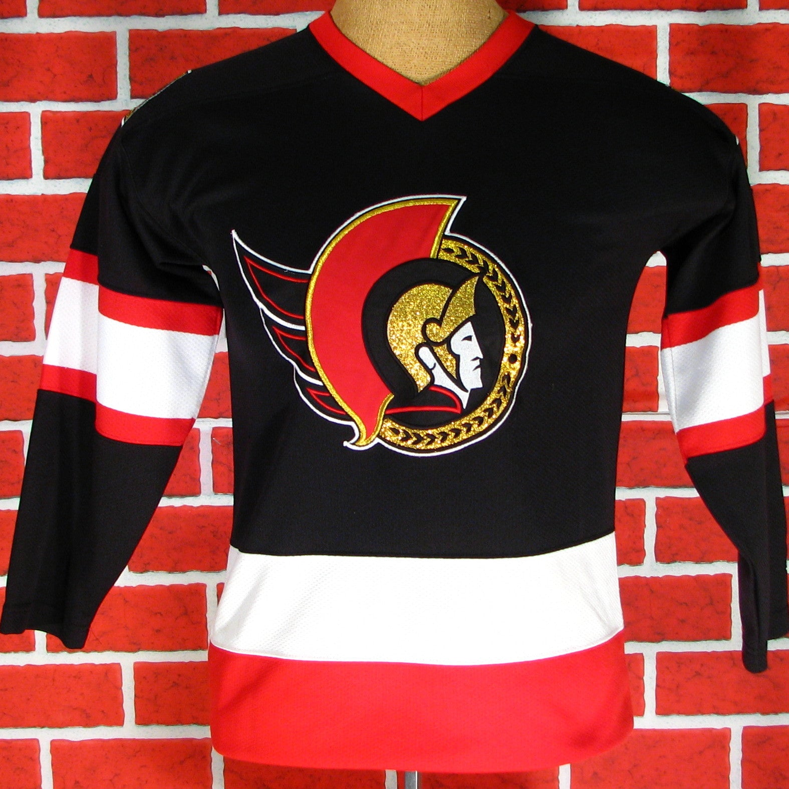 buy popular 237ca 64f28 Ottawa Senators Jersey