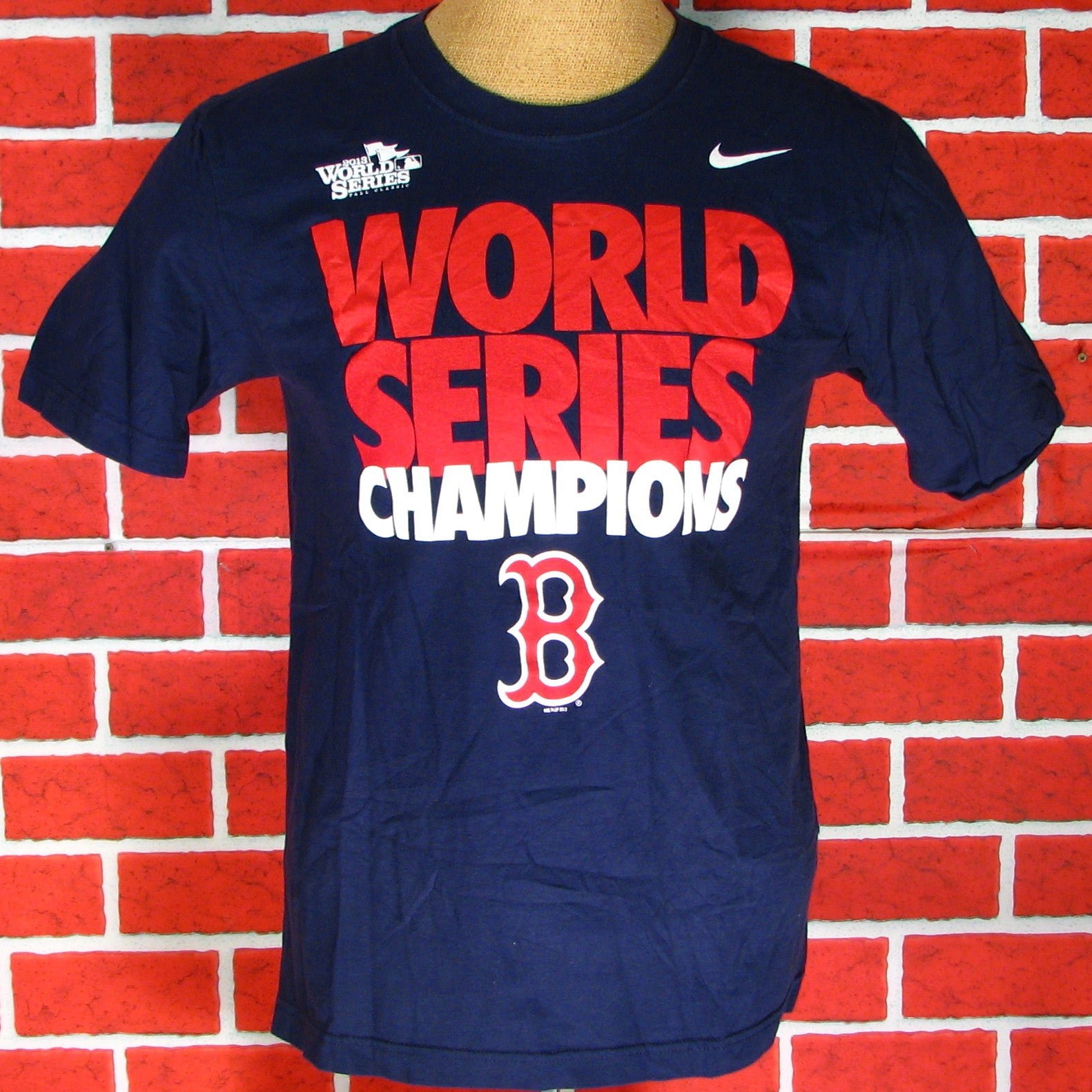 Boston Red Sox World Series Champions T-Shirt