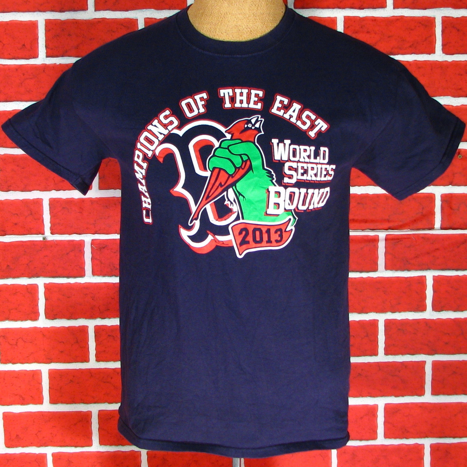 2013 Boston Red Sox Champions of the East T-Shirt