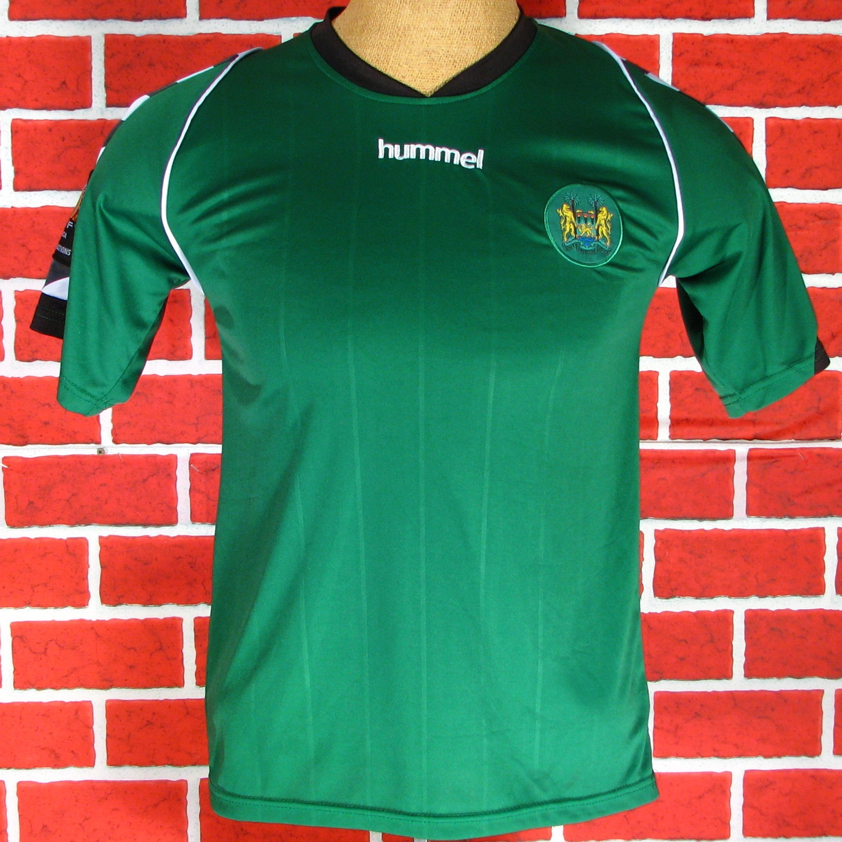 South Africa CAH 2013 CAf Soccer Jersey