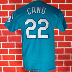 Seattle Mariners Cano # 22 T-Shirt