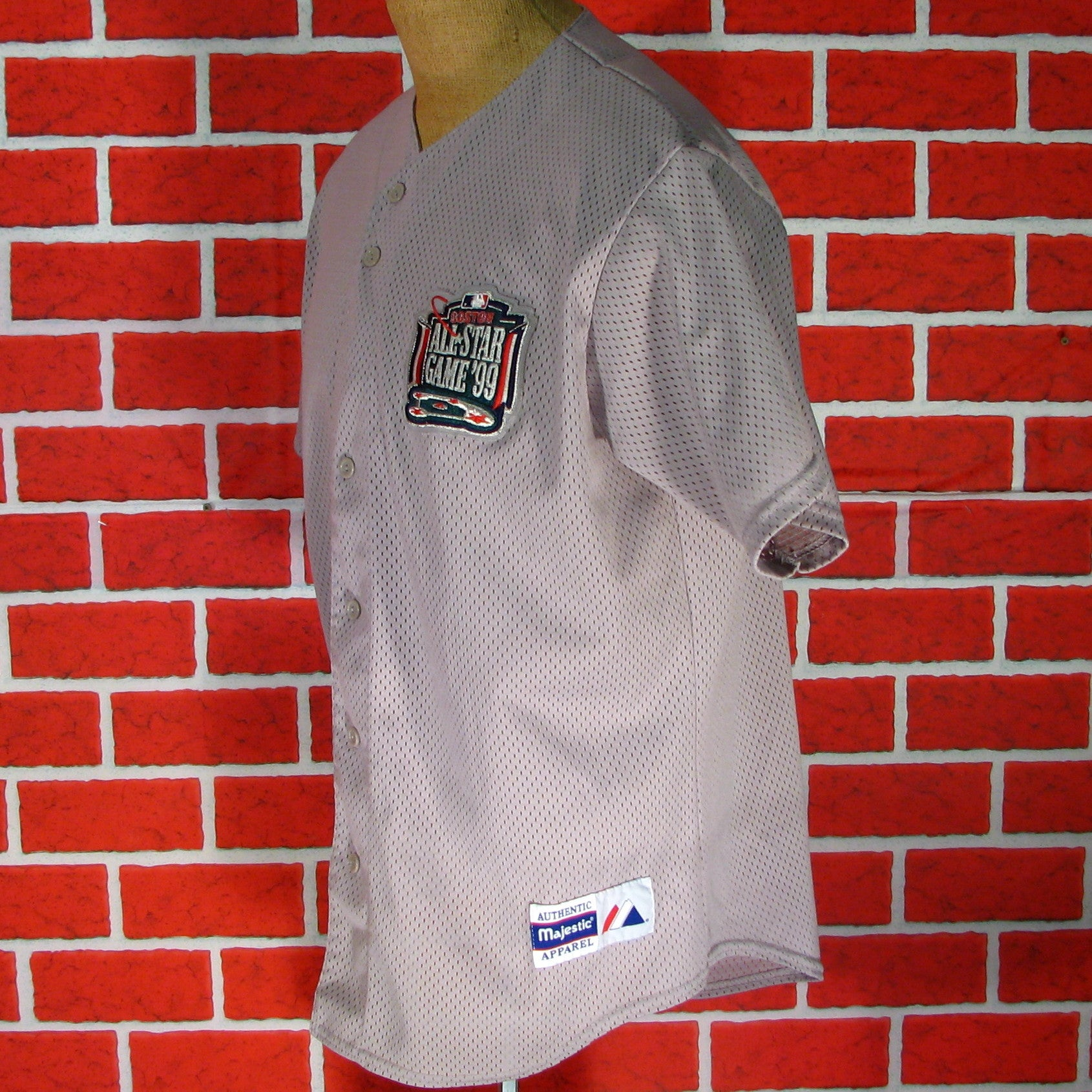 1999 Boston All Star Game Baseball Jersey