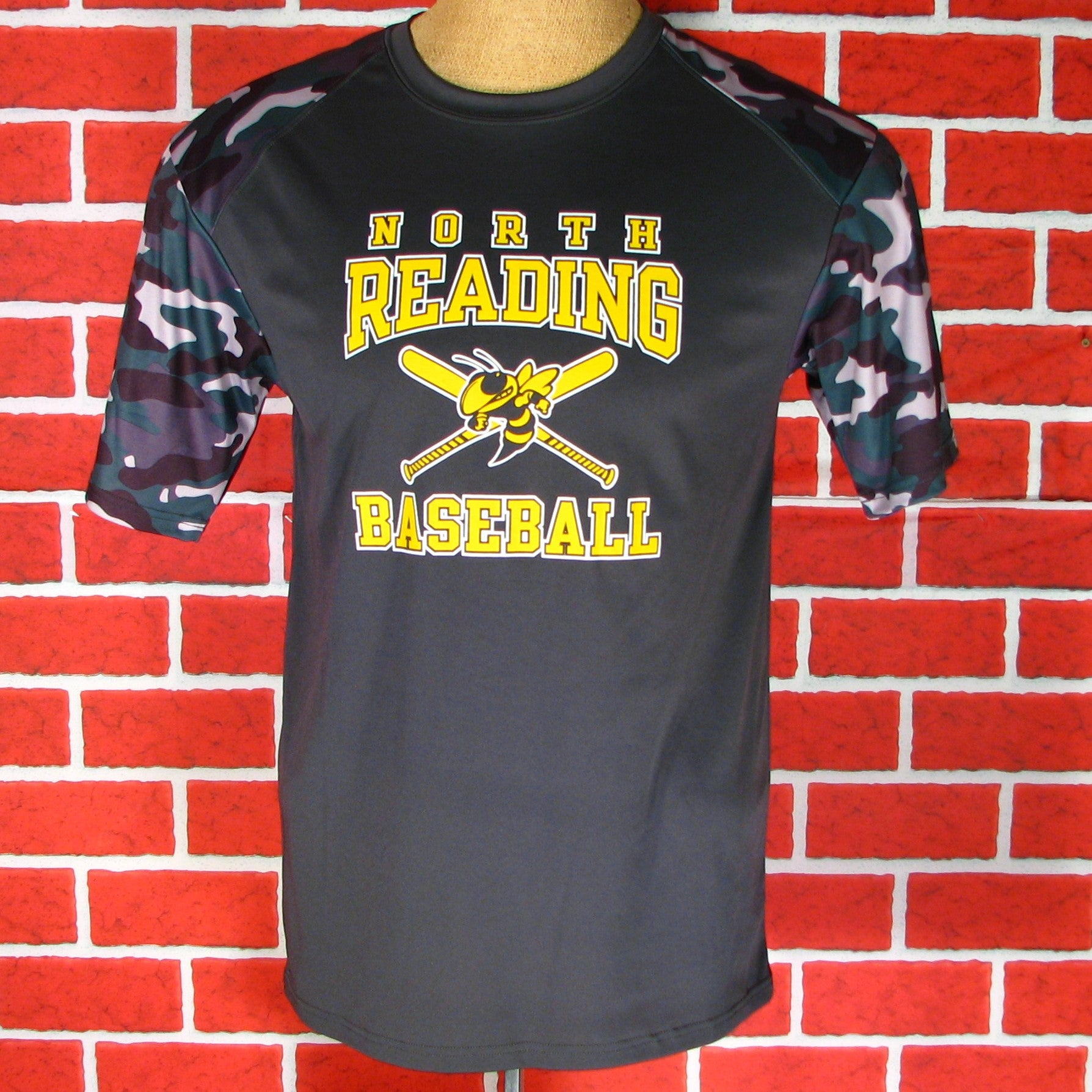 North Reading Baseball T-Shirt