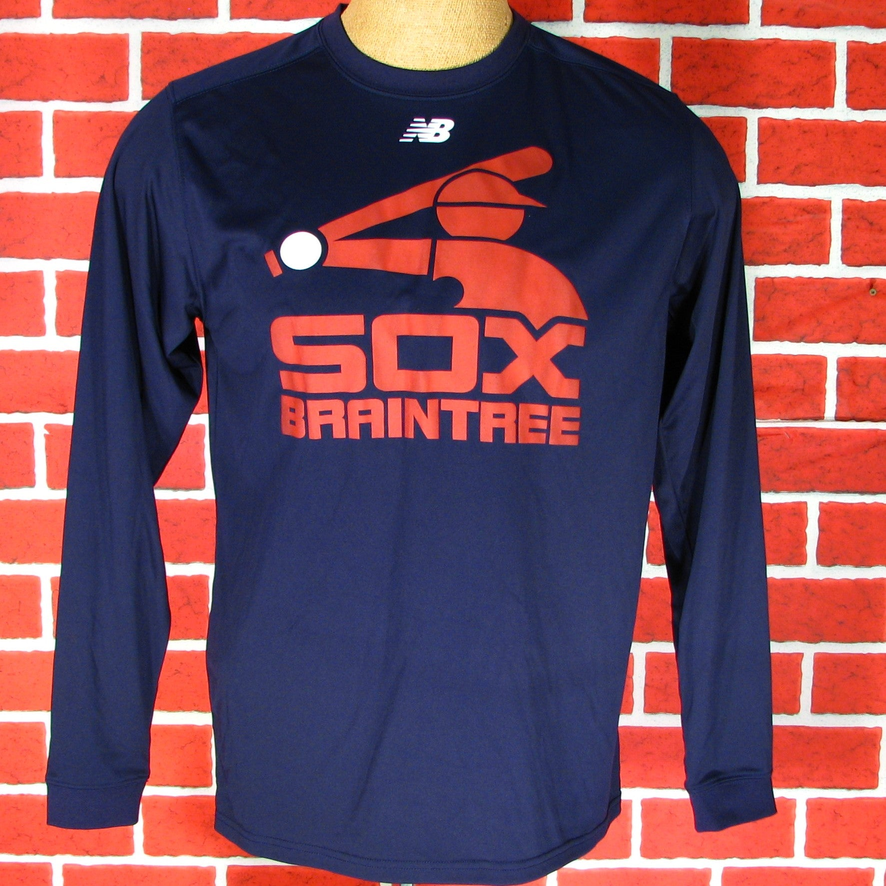 Sox Braintree Long Sleeve T-Shirt