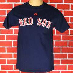 Boston Red Sox Pedroia # 15 T-Shirt