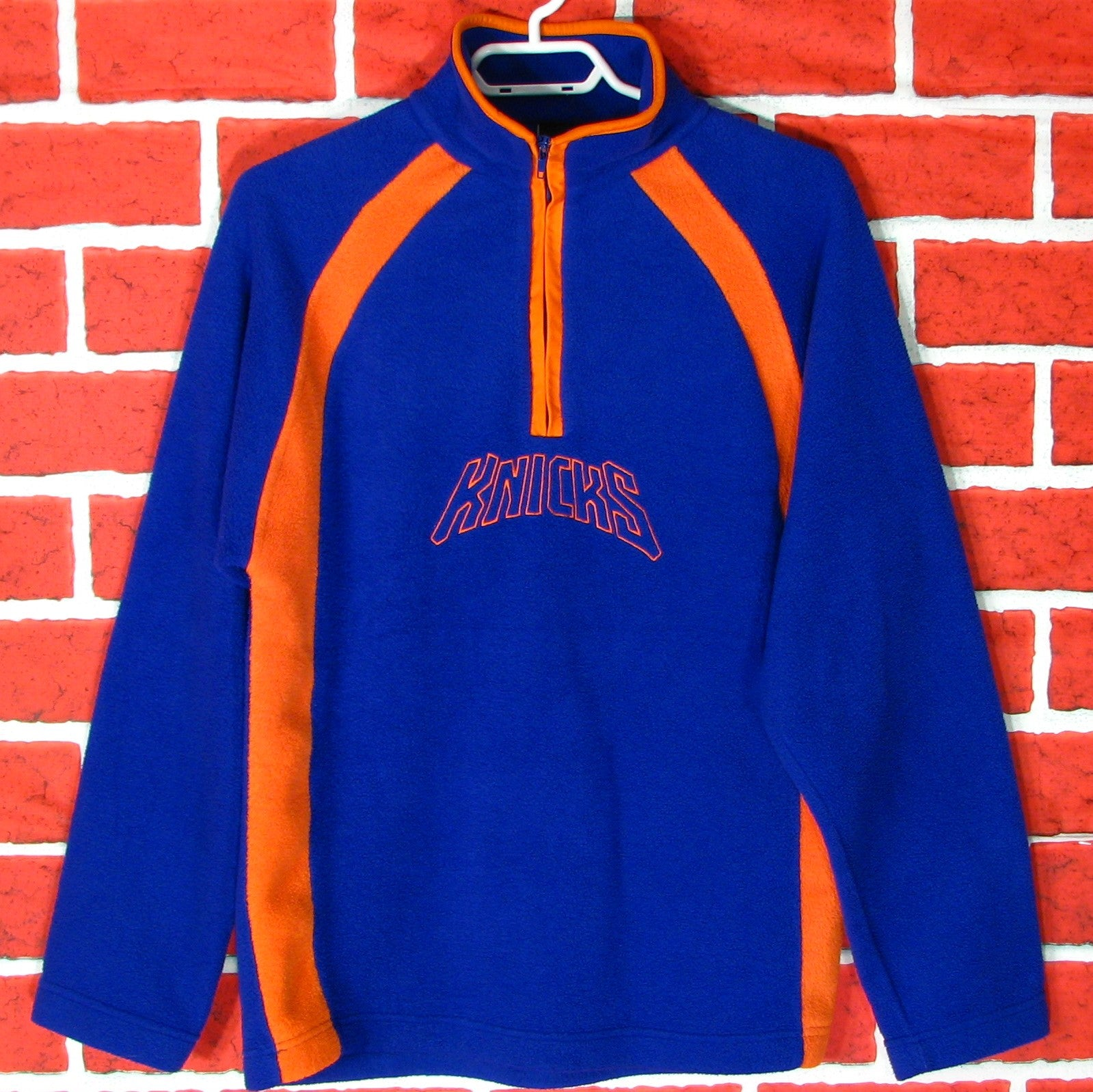 New York Knicks Fleece Sweatshirt