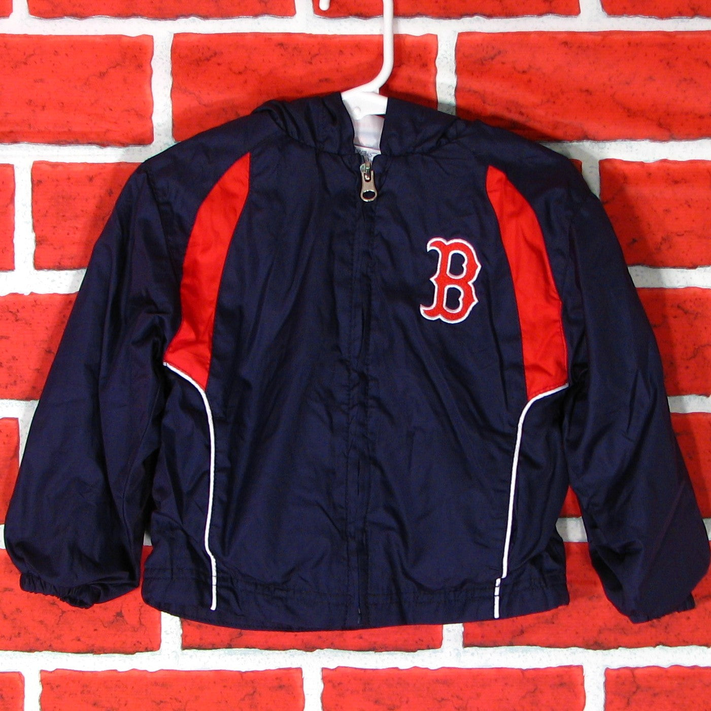 Boston Red Sox Hooded Jacket Toddler