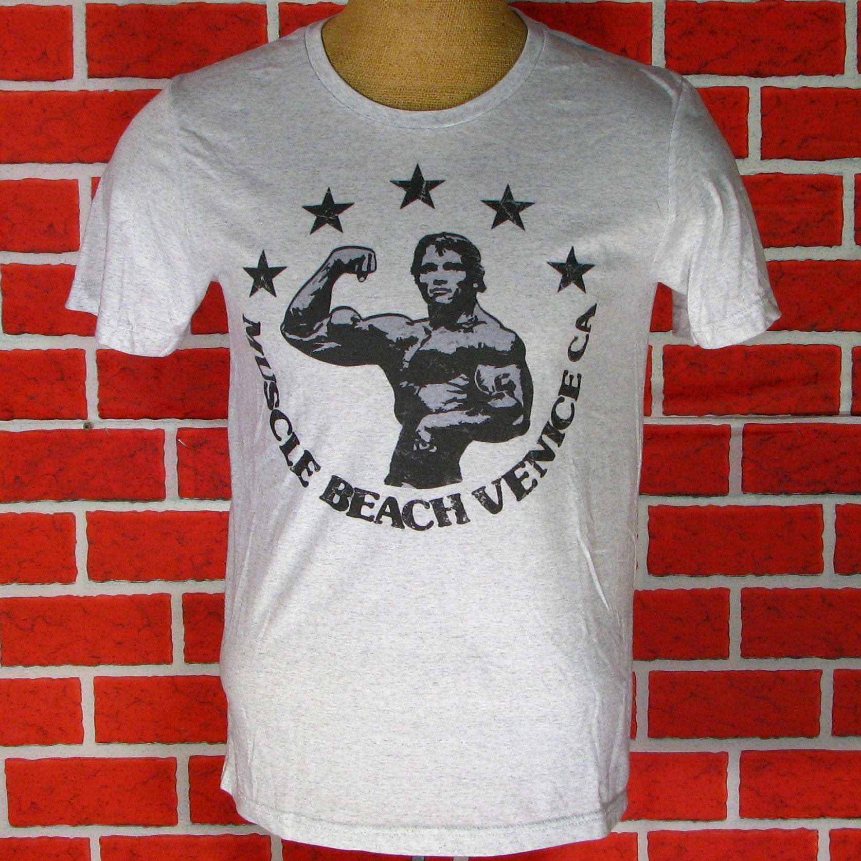 Muscle Beach Venice CA T-Shirt