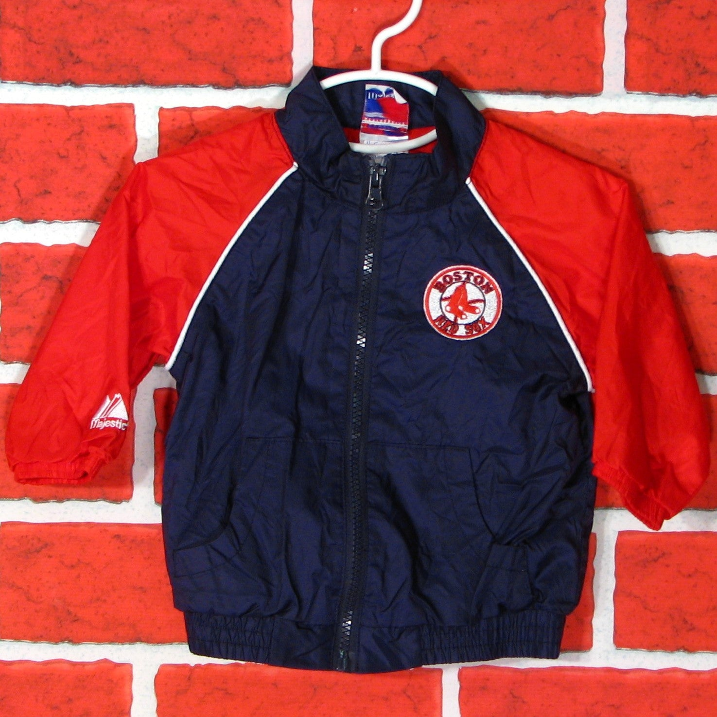 Boston Red Sox Jacket Newborn
