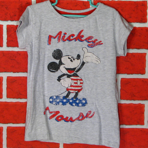 Mickey Mouse T-Shirt Toddler Girls