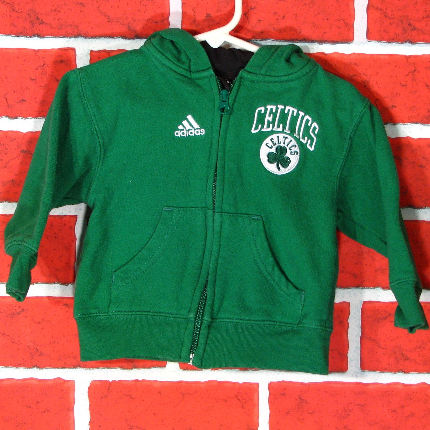 Boston Celtics Hoodie Toddler