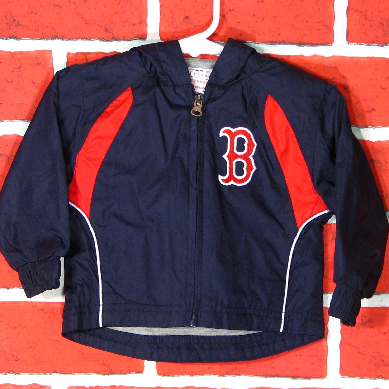 Boston Red Sox Hooded Jacket Newborn
