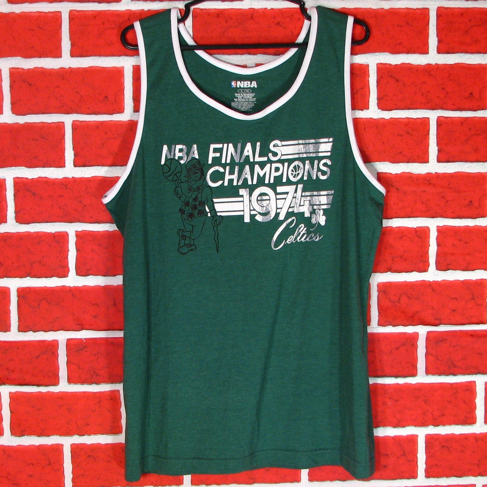 Boston Celtics NBA FInals Champions 1974